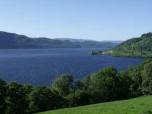 Loch Ness By Puffin11uk Is Marked With CC0 1